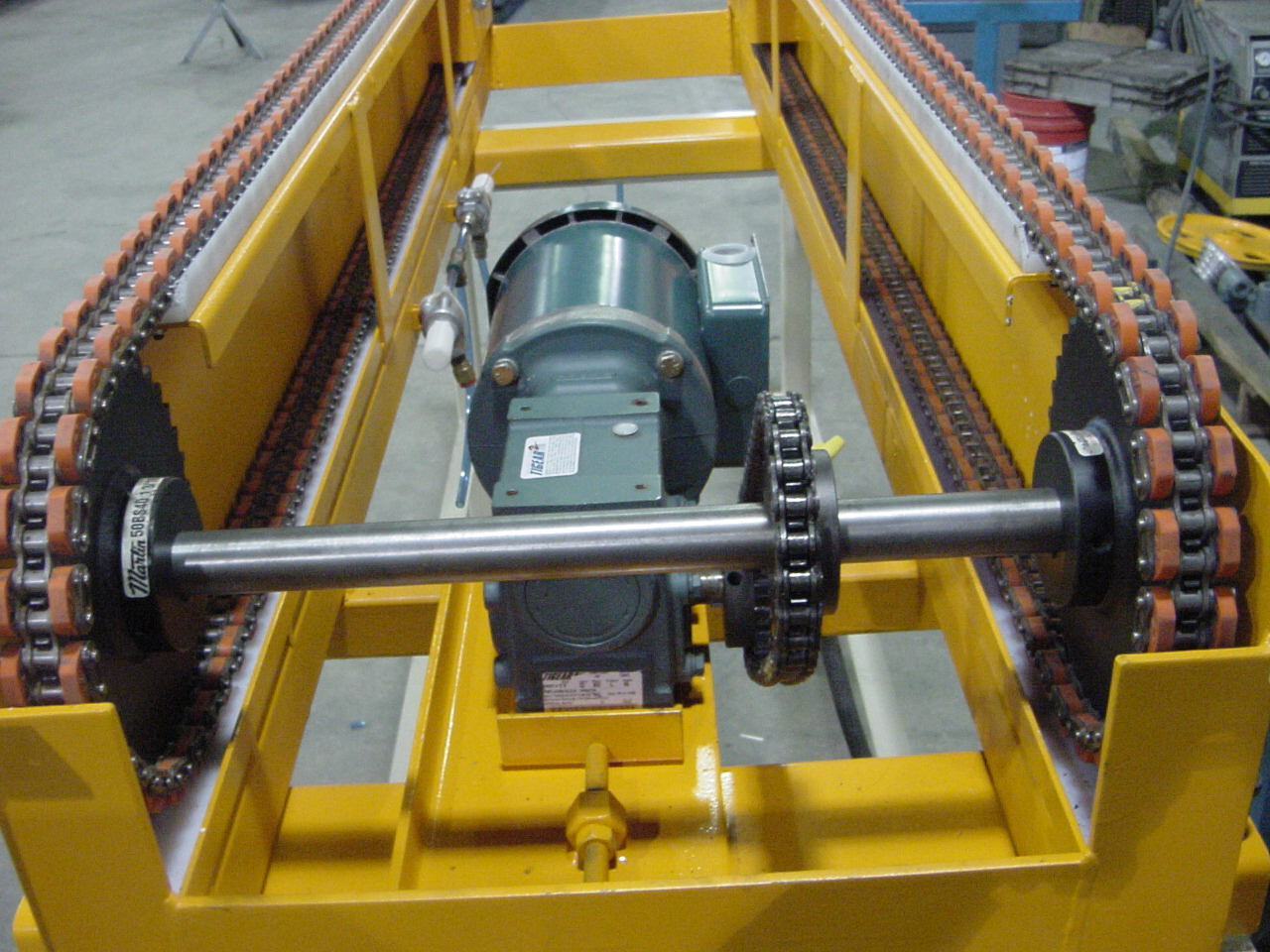 187 Chain Conveyors